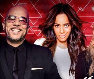Amel Bent et Pascal Obispo reviennent sur leur désaccord dans The Voice