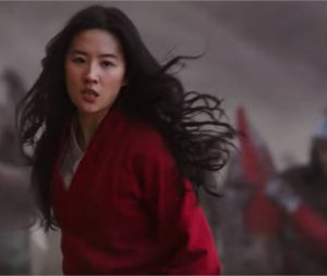 Mulan - teaser Super Bowl 2020