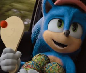 Sonic le film - teaser Super Bowl 2020