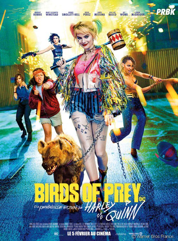 Birds Of Prey au cinéma dès le 5 février.