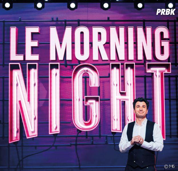 Michaël Youn revient à la télé sur M6 avec Le Morning Night