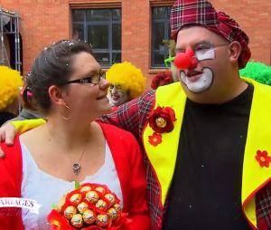4 mariages pour 1 lune de miel : Christelle moquée sur Twitter pour son mariage sur le thème du cirque