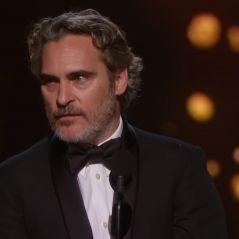 Joaquin Phoenix : son discours très engagé pour la nature et les animaux aux Oscars 2020