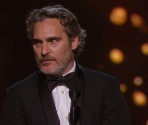 Joaquin Phoenix : son discours très engagé sur la nature aux Oscars 2020