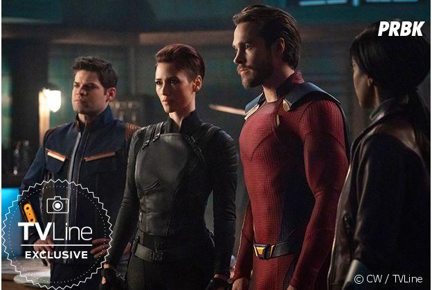 Supergirl saison 5 : Chris Wood (et d'autres personnages) de retour pour le 100ème épisode