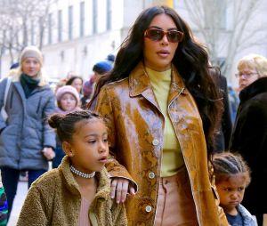 Kim Kardashian et sa fille North dansent sur TikTok : leur post met tout le monde d'accord