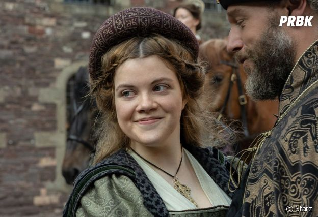 Georgie Henley dans The Spanish Princess