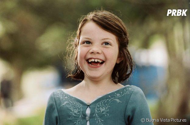 Georgie Henley dans Le Monde de Narnia