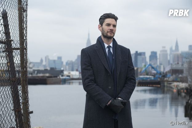 Ben Barnes dans The Punisher
