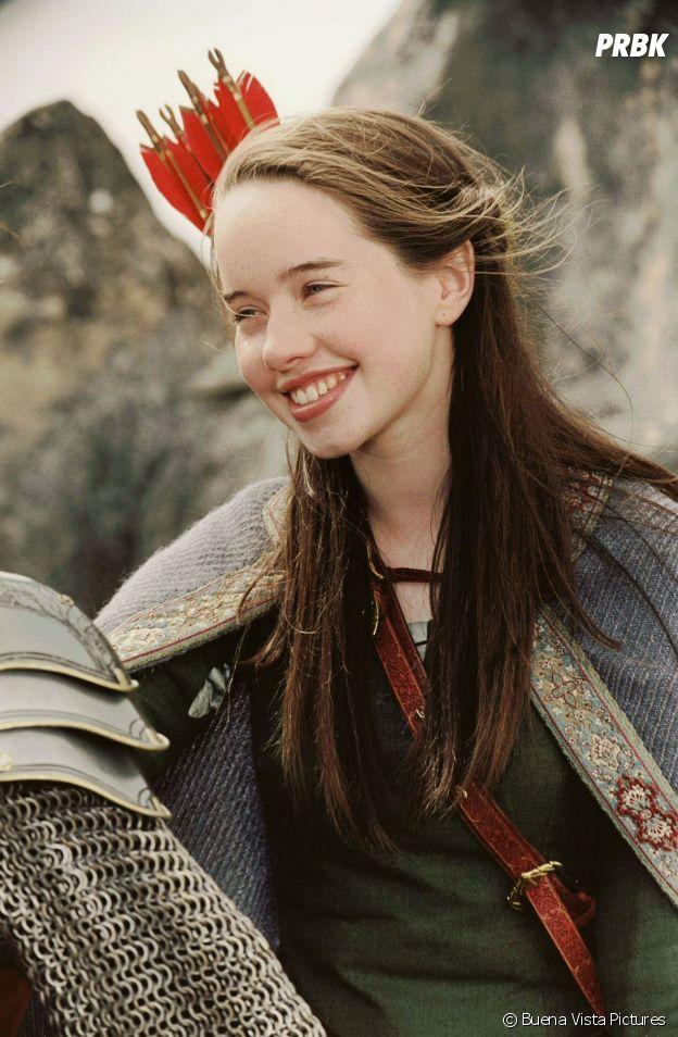 Anna Popplewell dans Le Monde de Narnia