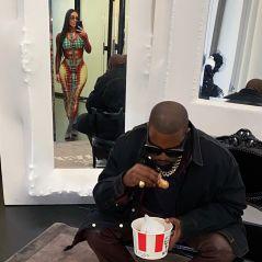 La virée de Kim Kardashian et Kanye West dans un KFC à Paris fait hurler les internautes