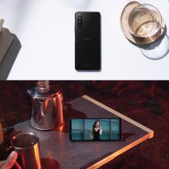 Sony Xperia 1 II et Sony Xperia 10 II : zoom sur les 2 nouveaux smartphones de Sony
