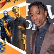 Fortnite x Travis Scott : le rappeur aura-t-il un skin ou donnera-t-il un concert dans le jeu ?