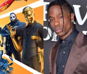 Fortnite x Travis Scott : le rappeur aura-t-il un skin ou donnera-t-il un concert interactif dans le jeu ?