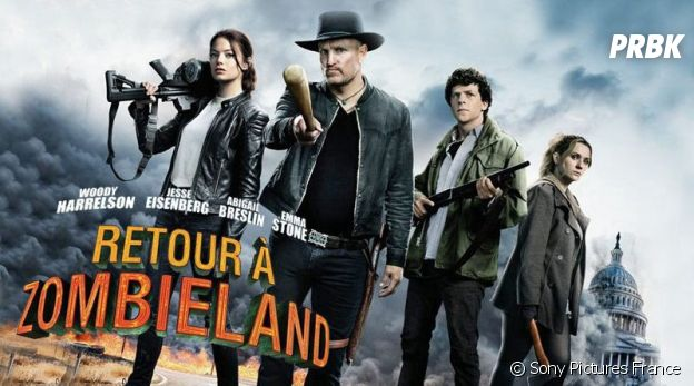 Retour à Zombieland est désormais disponible en DVD, Blu-Ray et VOD.