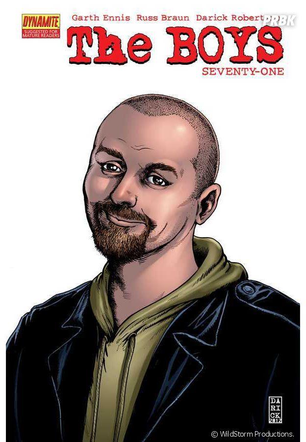 The Boys : Simon Pegg a inspiré la création de Hughie