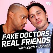 Scrubs : Zach Braff et Donald Faison de retour dans un podcast qui en dévoile les coulisses