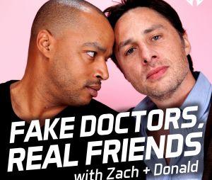 Scrubs : Zach Braff et Donald Faison de retour dans un podcast qui dévoile les coulisses