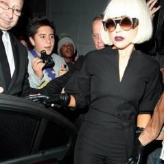 Lady Gaga ... Découvrez son nouveau look presque sage