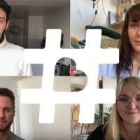 """""""Ensemble sur Internet"""" : pendant le confinement, des stars luttent contre la haine en ligne"""