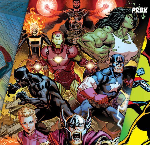Pendant le confinement, Marvel met 12 comics gratuits à lire en ligne