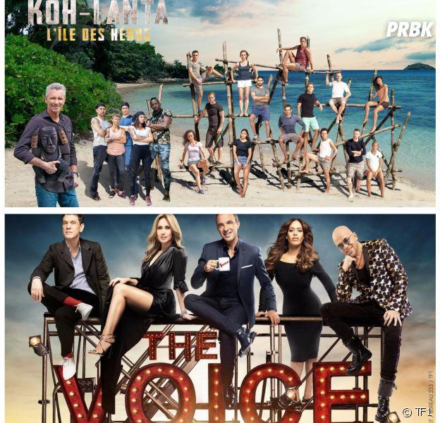 Confinement : Koh Lanta 2020 raccourci et sans élimination, The Voice déprogrammé