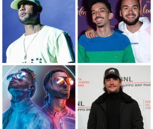 Booba, BigFlo & Oli, PNL, Nekfeu : les portraits de rappeurs français en version peinture