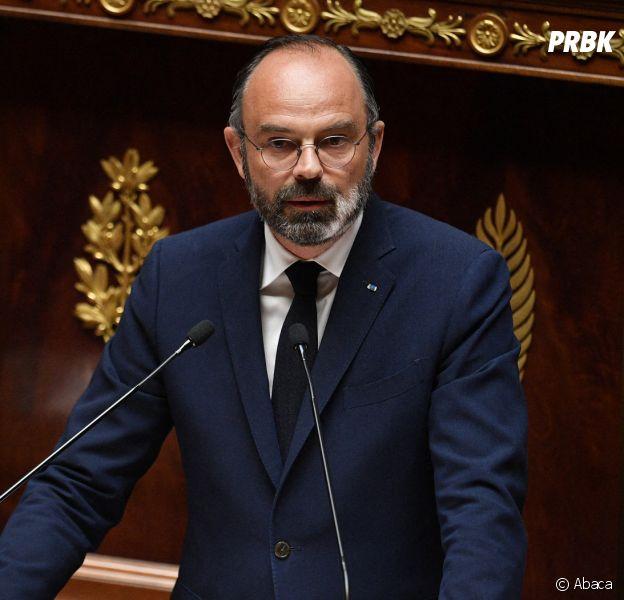 Edouard Philippe présente les mesures de déconfinement devant l'Assemblée nationale