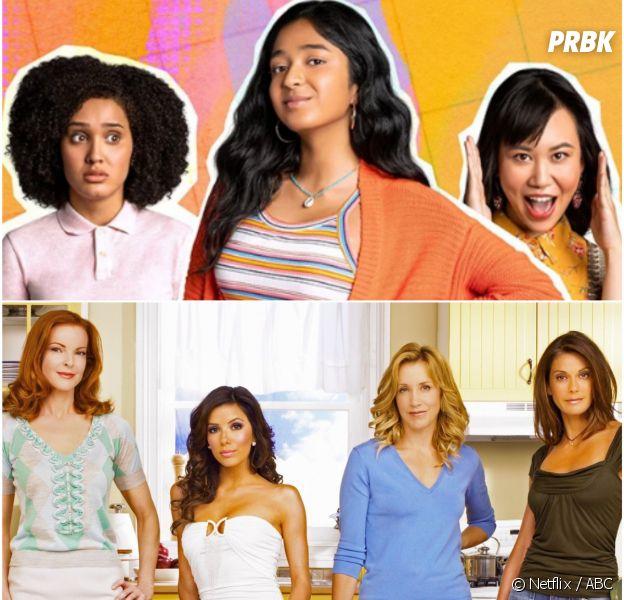 Mes premières fois : le lien de la série Netflix avec... Desperate Housewives