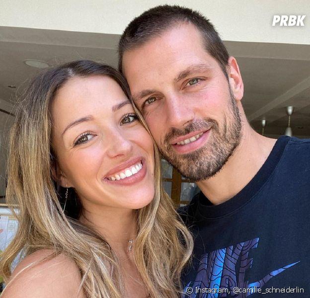 Camille (Koh Lanta) annonce être enceinte de son deuxième enfant avec le footballeur Morgan Schneiderlin