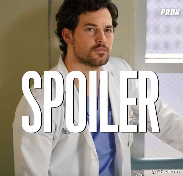 Grey's Anatomy saison 17 : une révélation sur l'état de santé de DeLuca dans Station 19
