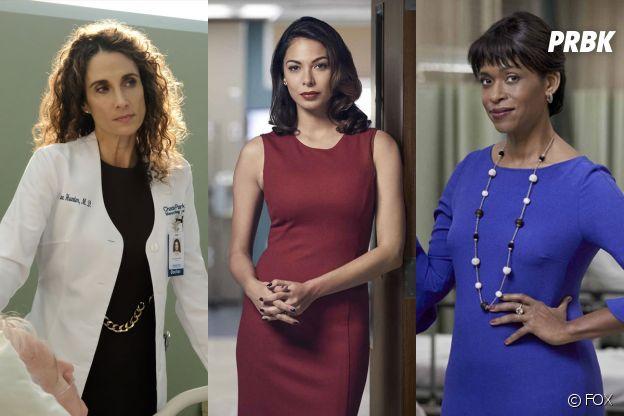The Resident saison 2 : Lane Hunter, Renata Morali et Claire Thorpe quittent la série