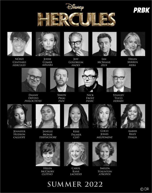 Hercule : le faux casting qui a affolé les fans