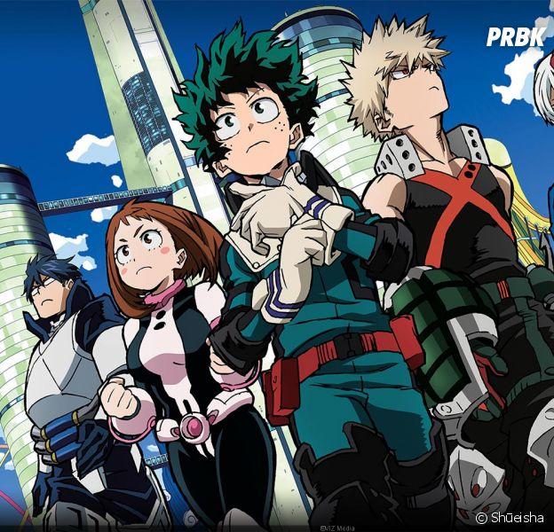 My Hero Academia : le studio qui s'occupe de l'anime ne veut plus recevoir les idées des fans