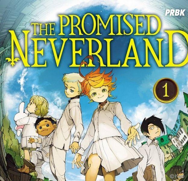 The Promised Neverland : une série en live-action en préparation sur Prime Video