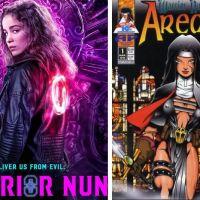 Warrior Nun : une série moins sexy que les comics ? Le créateur s'explique