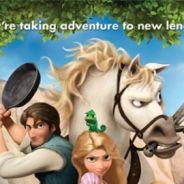 Raiponce le Disney de Noel ... making of du doublage de Romain Duris et Isabelle Adjani