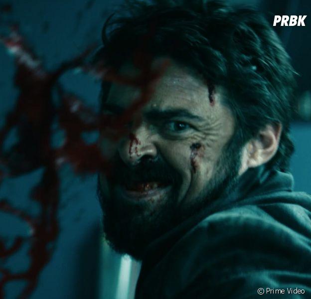 The Boys saison 2 : un court-métrage centré sur Butcher sera proposé en bonus