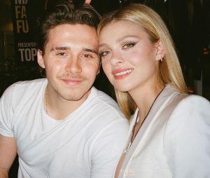 """Brooklyn Beckham fiancé à Nicola Peltz : """"je promets d'être le meilleur des maris"""""""