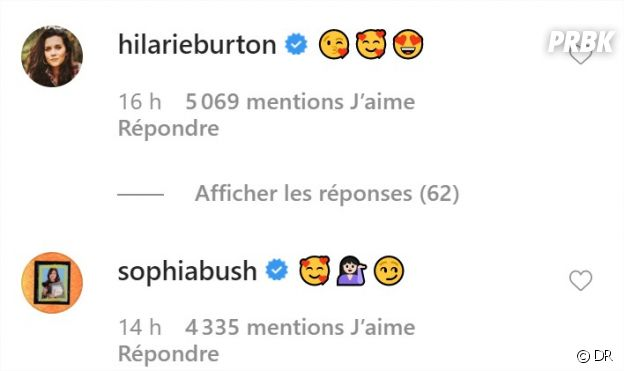 Les Frères Scott : les commentaires de Sophia Bush et Hilarie Burton