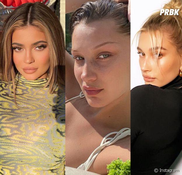 Kylie Jenner, Kendall Jenner, Bella Hadid, Gigi Hadid, Hailey Baldwin Bieber... Une ancienne serveuse note les stars qu'elle a rencontré sur TikTok