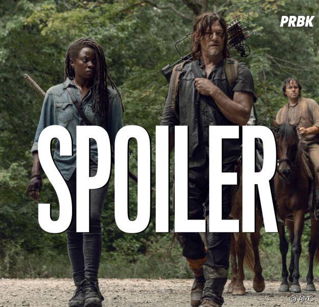 The Walking Dead saison 10 : grosses surprises pour le dernier épisode, pas de saison 11 en 2020,