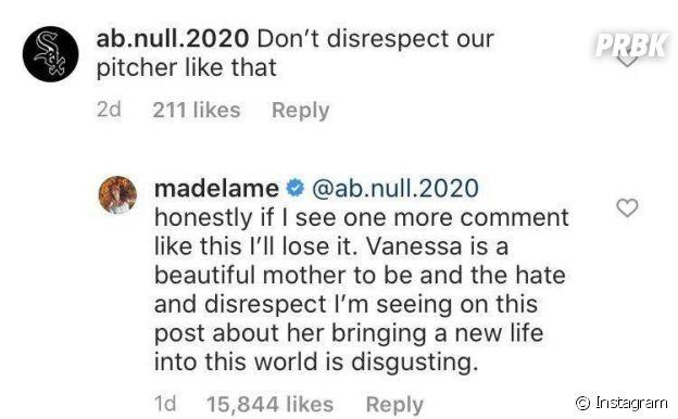 Madelaine Petsch défend Vanessa Morgan face aux haters