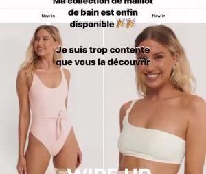 Danaë x Na Kd : la collection de maillots de bain signée de l'influenceuse Danaë Bessin