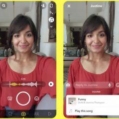 Snapchat ajoute une fonctionnalité... copiée sur TikTok !