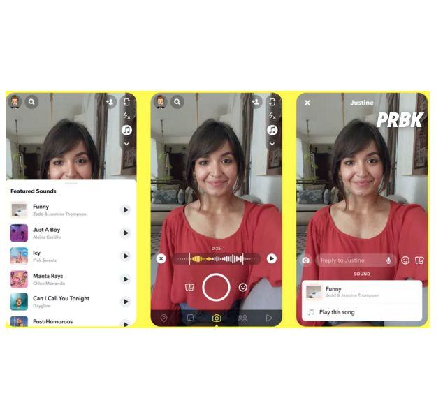 Snapchat ajoute une fonctionnalité copiée sur TikTok