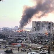 Explosions à Beyrouth : Mika, Léa Salamé Omar Sy... les stars sous le choc