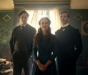 Enola Holmes : Henry Cavill, Millie Bobby Brown et Sam Claflin au casting du film Netflix