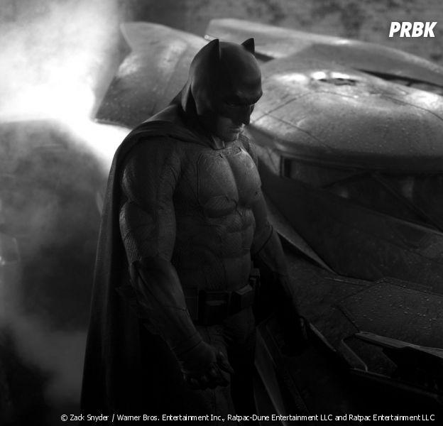 Ben Affleck de retour en Batman dans le film The Flash