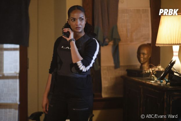 The Rookie saison 2 : Mekia Cox joue Nyla Harper, le nouvel officier instructeur de John Nolan
